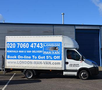 Professional Man and Van - Removals Company in Hampton