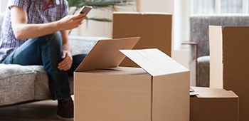 Buy Moving Boxes in London