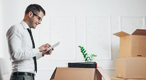 Who to notify when you move checklist - Man with Van London