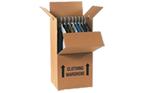 Buy Wardrobe Box with hanging rail in London