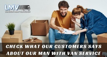 Excellent service from Man with Van London