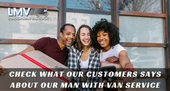 Excellent, friendly man with van service in North West London