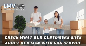 Great service from Man with Van London