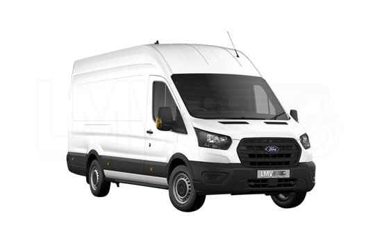 Extra Large Van and Man Hire London - Price and Size