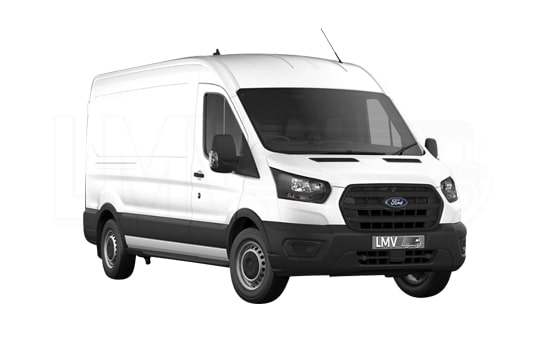 Large Van and Man Hire London - Price and Size