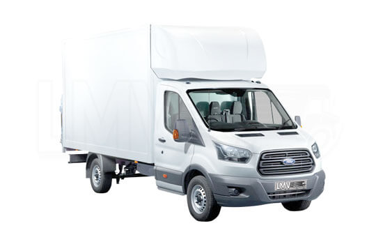 Luton Van and Man Hire London - Price and Size