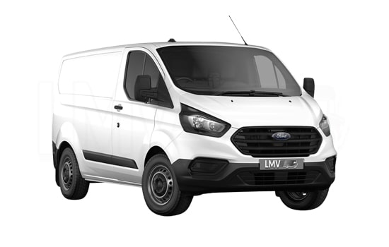 Medium Van and Man Hire London - Price and Size